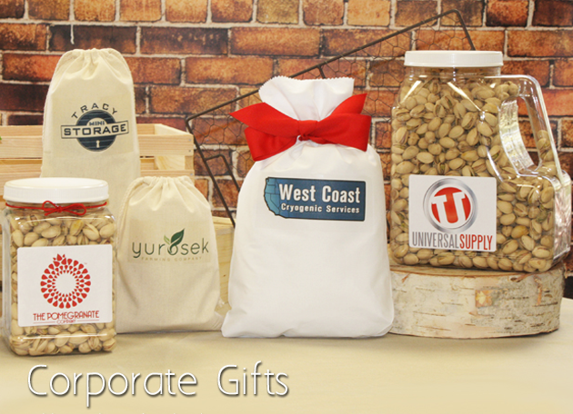 Corporate Pistachio Gifts