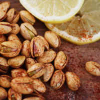 14 oz Bag Chili Lemon Roasted Pistachios