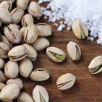 14 oz Bag Roasted & Salted Pistachios